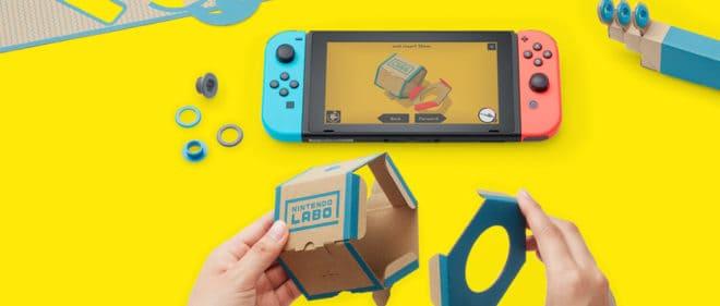 Un programme avec des partenariats pour améliorer la Switch est annoncé par Nintendo.