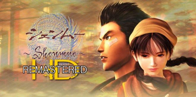 Shenmue I & II seront prochainement réédités sur les consoles de dernière génération et PC.
