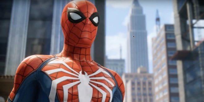 Le Spider-Man sur PS4 devrait ouvrir la porte à un Marvel Gaming Universe.