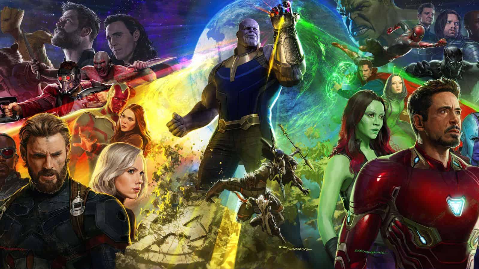 Avengers : Infinity War : le récapitulatif de l'état du MCU avant d'aller en salles