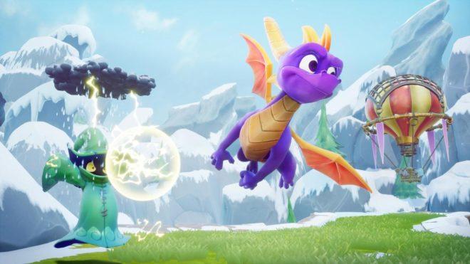 Spyro signe son retour