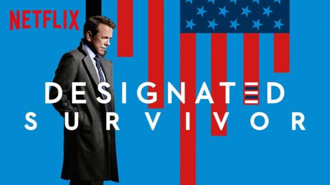 Netflix pourrait reprendre Designated Survivor.