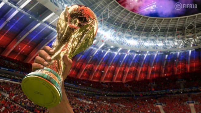Fifa 18 une mise jour gratuite pour la coupe du monde 2018 - Pays qualifies pour la coupe du monde ...