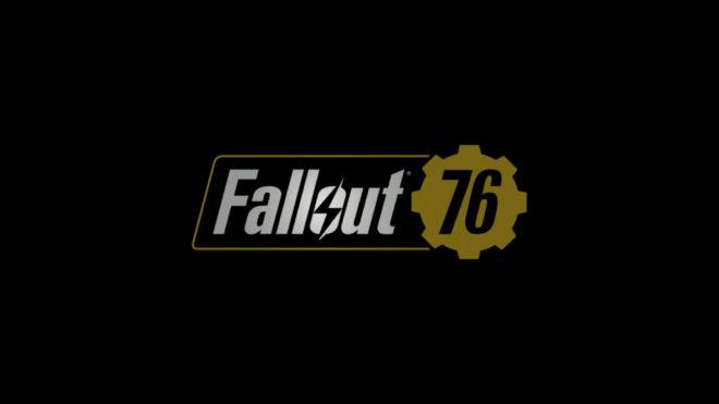 Bethesda annonce Fallout 76 avec une première bande-annonce.