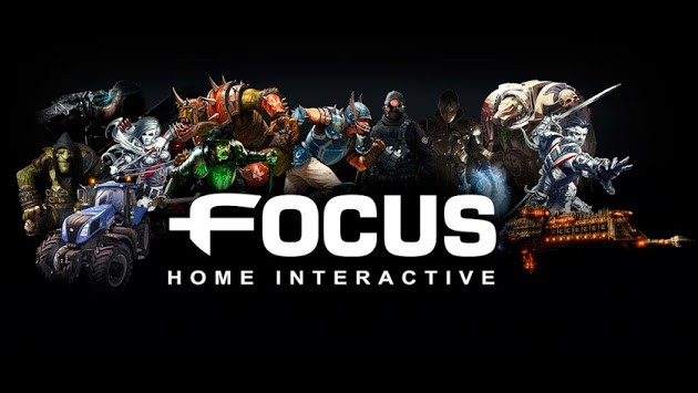 Focus Home Interactive sera à l'E3 2018 et présente son line-up.