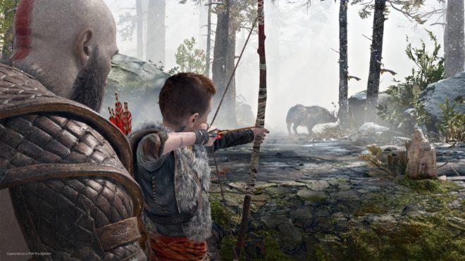 God of War est au dessus de toutes les licences de Sony sur PS4.