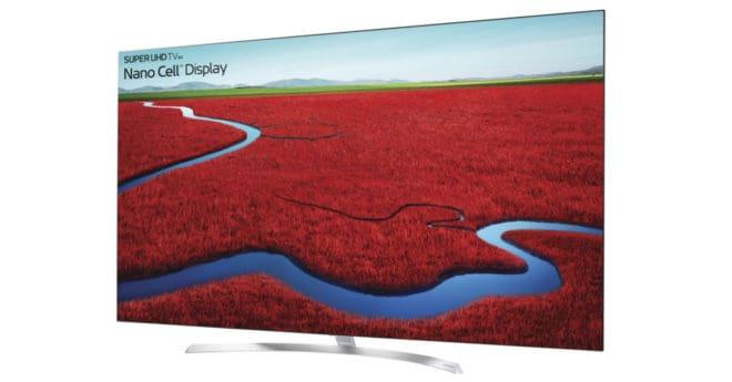 Avec ce téléviseur, vous pourrez profiter de la nouvelle technologie Nano Cell de LG et obtenir une image optimale lorsque vous regardez vos programmes TV, séries, films et jouez sur les consoles de salons. Élégance, performance… et prix Si on parle en tort et à travers de l'OLED, LG a de son côté a mis […]