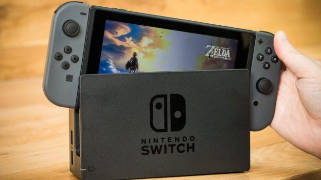 Nintendo ne prévoit pas de vendre la Switch sans dock en Occident.