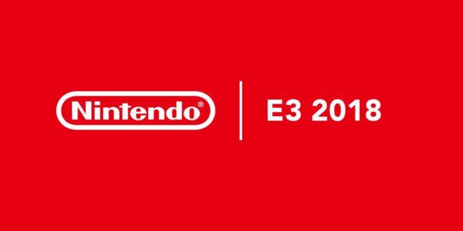 Les rumeurs sur Nintendo et l'E3 2018.