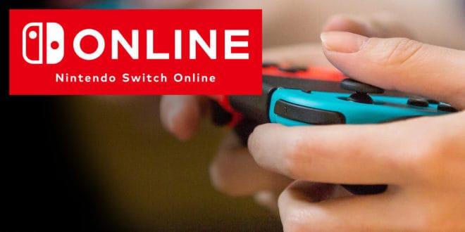 Nintendo communique enfin sur le service en ligne de la Switch.