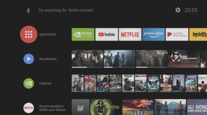 Nvidia SHIELD TV 7.0