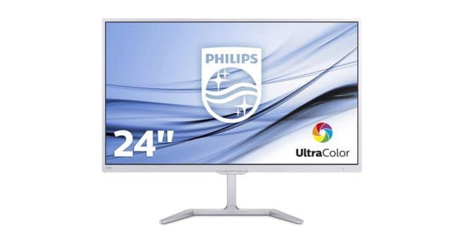 À la recherche d'un moniteur d'appoint en milieu professionnel ou bien d'un écran multimédia pour chez soi ? Le Philips 246E7QDSW offre un rapport qualité-prix très raisonnable. Un écran 24 pouces attrayant Avec une diagonale de 59,9 cm, cet écran, doté de la technologie PLS, permet de bénéficier d'un large angle de vision et d'une […]
