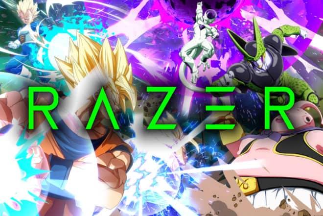 Des sticks arcade de combat pour Dragon Ball Fighter Z par Razer.