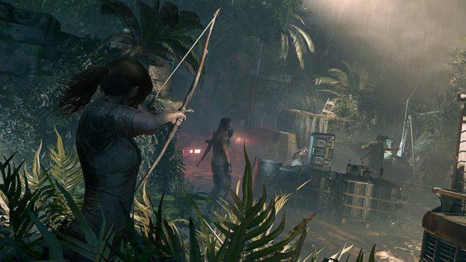 Shadow of the Tomb Raider ne sera pas en 4K et à 60 fps sur Xbox One X.