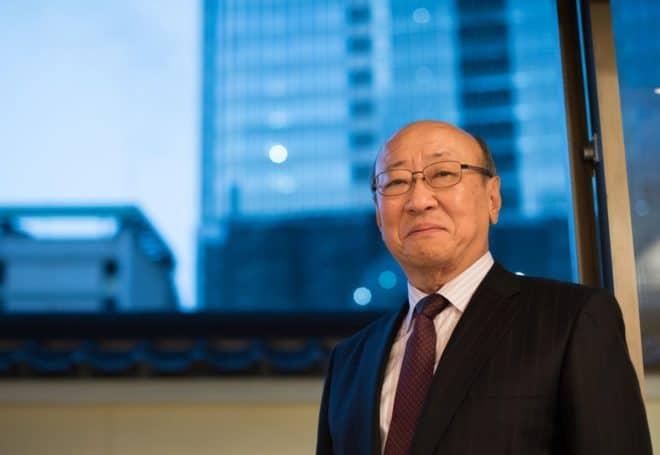 Tatsumi Kimishima explique les raisons de son départ.