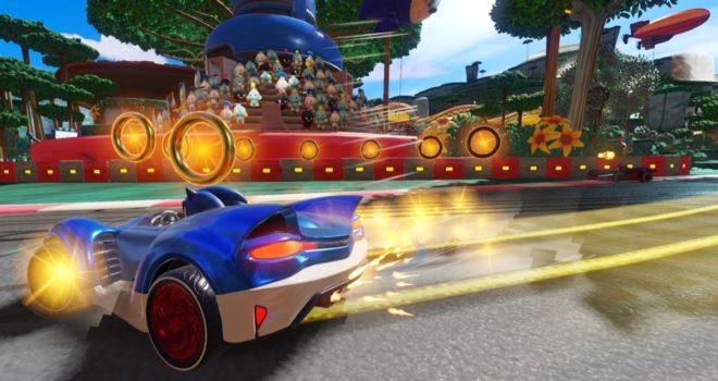 Sonic n'est pas mort ! Et alors que le film autour du hérisson bleu est en plein tournage, c'est au tour de l'un de ses prochains jeux de se dévoiler via une vidéo de gameplay. Il s'agit de Team Sonic Racing qui, comme son nom l'indique, se concentrera sur la course façon Mario Kart avec […]