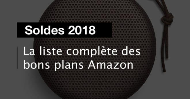 Amazon lance tout prochainement son Prime Day, mais avant cela, le revendeur américain profite des soldes françaises pour faire son marché. La force d'Amazon, outre la livraison en 1 jour ouvré pour les clients Prime, est de pouvoir proposer des prix imbattables par la concurrence et de profiter d'une excellente réputation au niveau de son […]