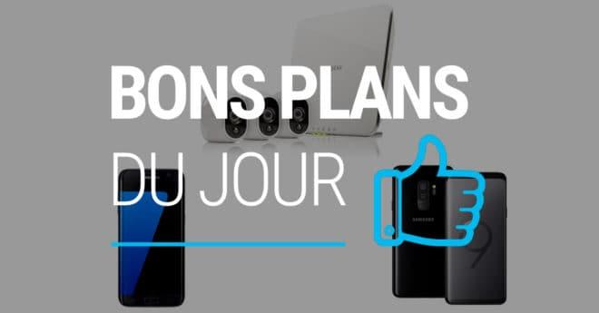 Les meilleures offres LeSamsung Galaxy S7 a beau avoir été supplanté par deux générations successives de smartphones, il reste qu'il a toujours tout d'un flagshipde la marque coréenne. SFR propose une offre exceptionnelle grâce à 200€ de remise immédiate et 70€ d'offre de remboursement. Samsung Galaxy S7 — 549€ 279€ sur SFR Outil idéal pour […]
