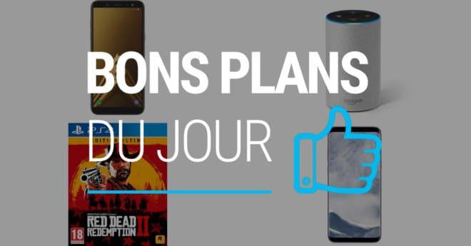 Les meilleures offres Après trois années d'attente, les enceintes connectées d'Amazon avec assistant vocal embarqué sont disponibles en France. De l'Echo Dot à l'Echo en passant par le Echo Spot, ils sont tous proposés en précommandes — les deux premiers étant livrés dès mercredi prochain, et en réduction. Echo Dot — 59€ 29€ sur Amazon […]