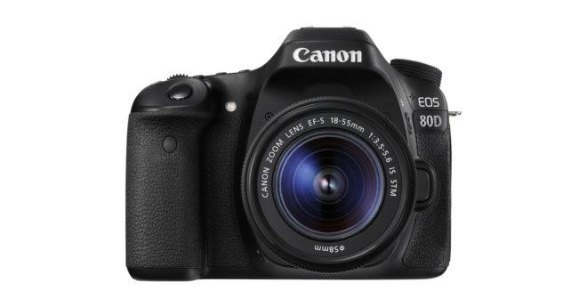 L'appareil photo reflex Canon EOS 80D allie un capteur très haute résolution à un système de mise haut point très précis dans un boîtier compact et résistant, pour une performance élevée dans toutes les situations. Ce reflex vous permet de réaliser des prises de vue en rafale à une cadence de 7 vps et des […]