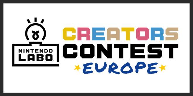 Avec le concours Nintendo Labo Creators Contest, les plus belles créations et personnalisations Nintendo Labo seront à l'honneur.