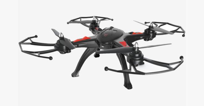 Couplé à la GoPro HERO+ LCD, le drone R'BIRD DMS240 devient un combiné très intéressant tant au niveau de la qualité que du prix. Une GoPro pour (se) filmer en Full HD Fnac propose un combo inédit et pourtant bien séduisant avec le drone et la GoPro HERO+ LCD. Le plus grand avantage de cette […]
