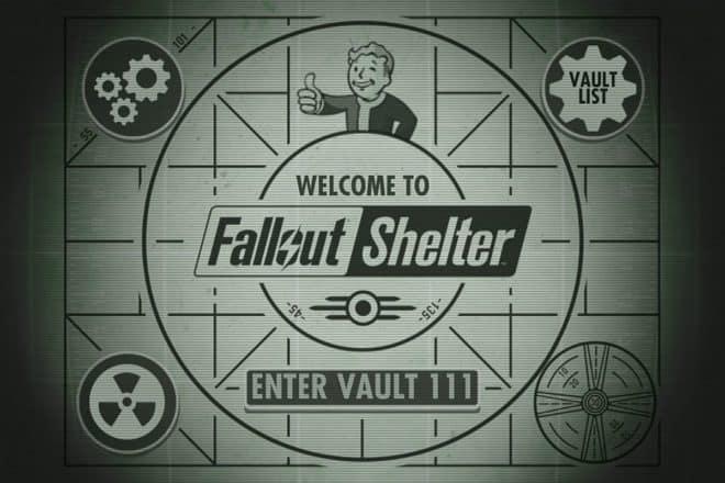 Fallout Shelter débarque sur PS4 et Switch.