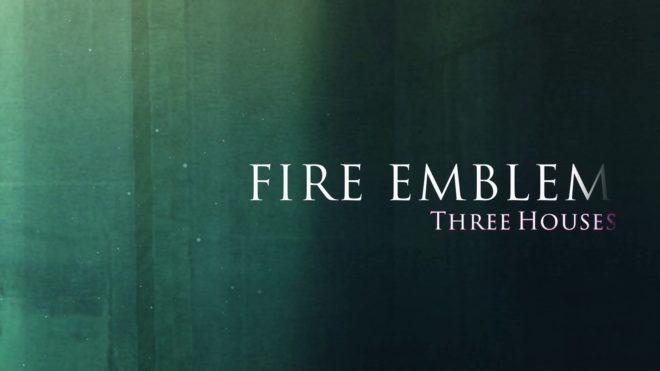 Fire Emblem : Three Houses s'est dévoilé à l'E3 2018.