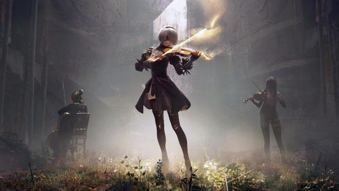 NieR Automata aura bien une version sur Xbox One.