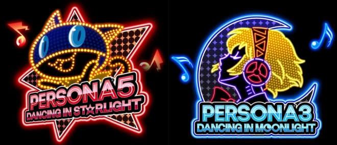 Persona 3: Dancing in Moonlight et Persona 5: Dancing in Starlight
