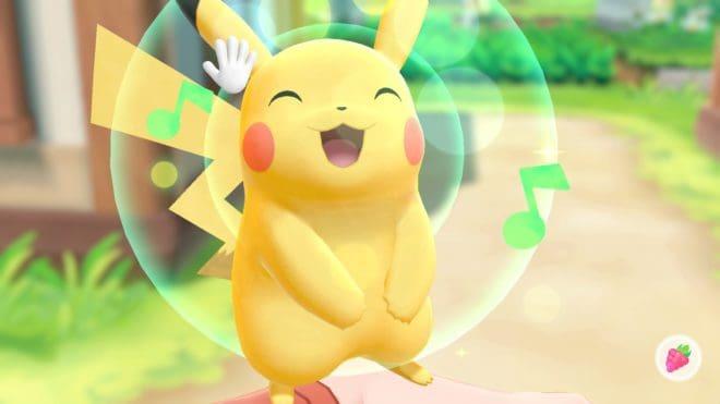 Pokémon : Let's Go précise ses ambitions pour le online.