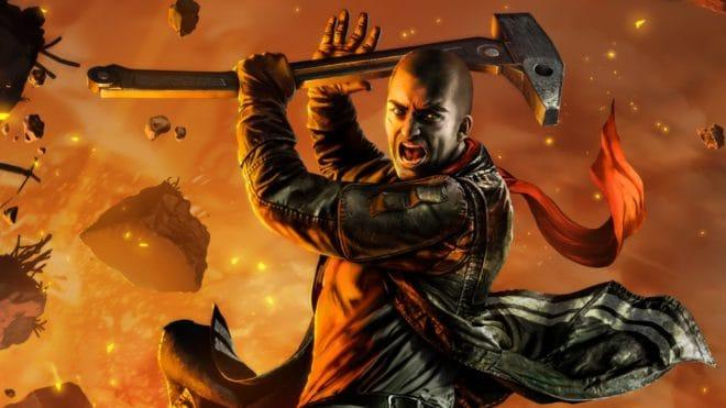 La date de sortie de Red Faction Guerrilla Re-Mars-tered Edition est connue.