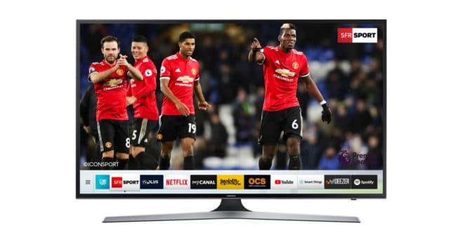 De l'excellente qualité d'image à une nouvelle interface Smart TV, le téléviseur Samsung est idéal sur tous les plans. Des images nettes et riches Le téléviseur Samsung UE55MU6175 offre une excellente qualité d'image sur sa diagonale de 55 pouces (138 cm). Boosté par le Mega Contrast et l'UHD Dimming qui optimisent les contrastes, le processeur […]