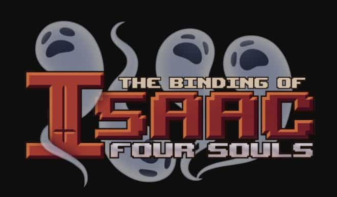 The Binding of Isaac : Four Souls