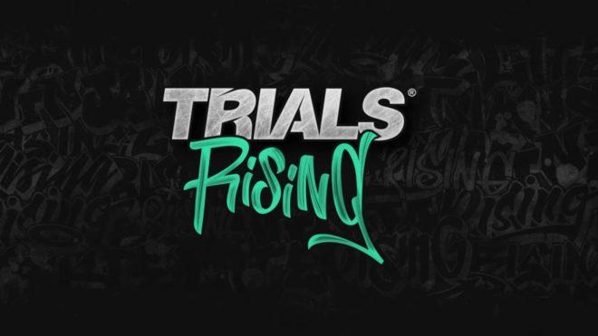 Trials Rising a été dévoilé durant la conférence Ubisoft de l'E3 2018.