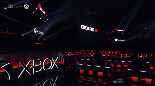 La conférence Xbox de Microsoft à l'E3 2018