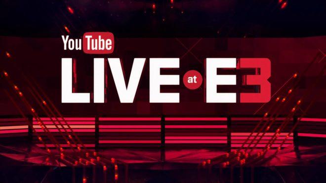 Geoff Keighley dévoile le programme pour son émission YouTube Live at E3 durant l'édition 2018 du salon américain.