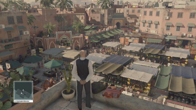 Hitman Marrakech