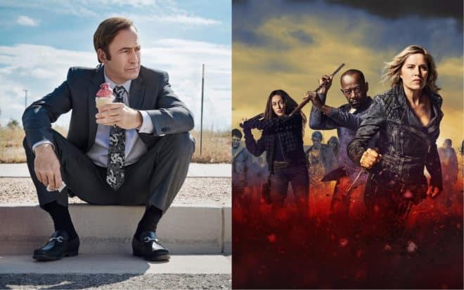 Better Call Saul et Fear the Walking Dead