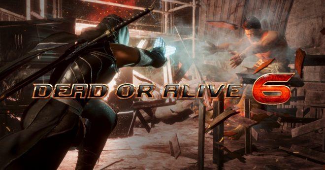 Dead or Alive 6 sera à l'EVO 2018.