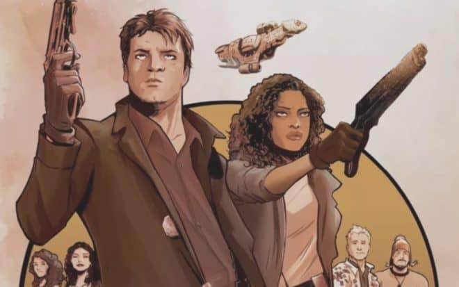 Un nouveau comics pour Firefly