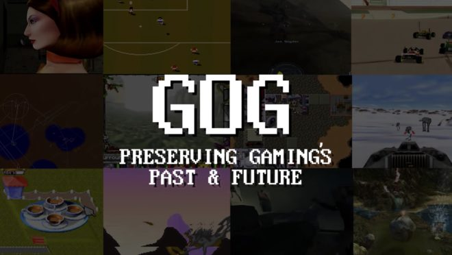 GOG: Preserving Gaming's Past & Future