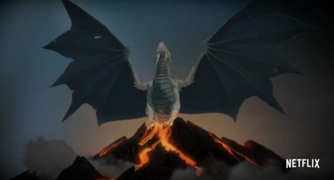 Le Prince des Dragons arrive en septembre prochain sur Netflix.