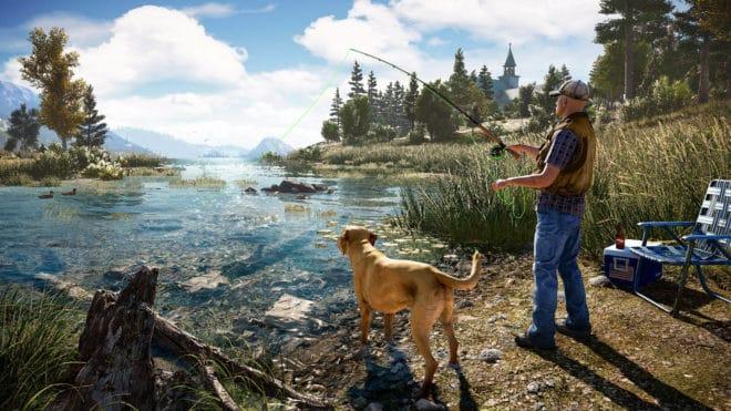 Ubisoft annonce timidement Legendary Fishing.