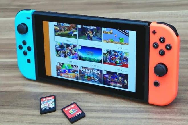 D'autres jeux Nintendo Switch non annoncés sortiront avant la fin 2018.