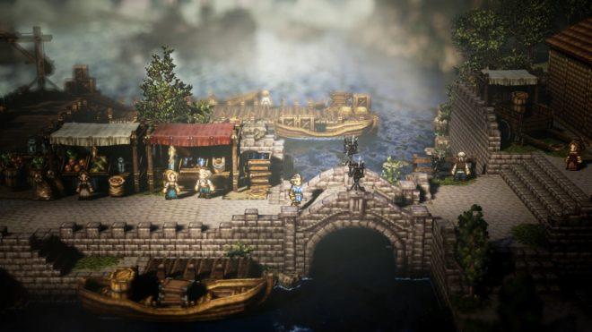 Octopath Traveler est un franc succès pour Square Enix.