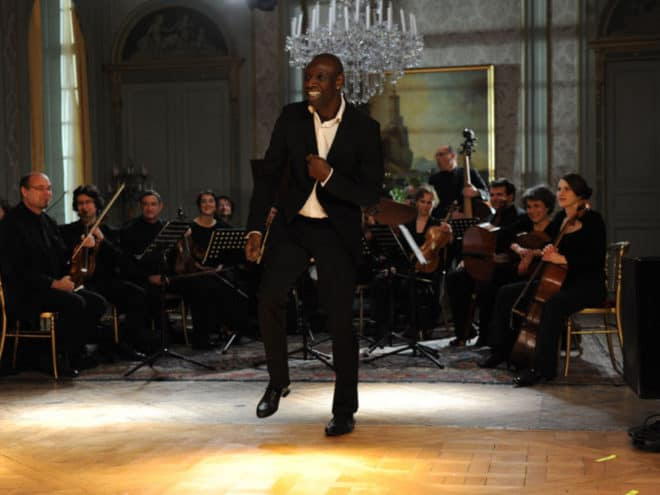Omar Sy dans Intouchables