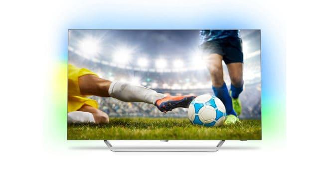 Le téléviseur Philips 55POS9002 affiche un design et des lignes raffinées, et grâce à sa dalle OLED de qualité présente des noirs parfaits, où netteté et précision sont les maîtres-mots. Une dalle OLED 4K à -30% Les téléviseurs à technologie OLED ( Organic Light-Emitting Diode) utilisent trois des diodes de couleurs primaires par pixel affiché […]