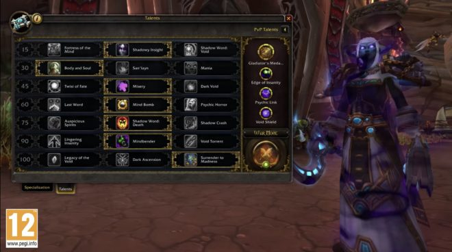Le War Mode, l'une des nouveautés de la mise à jour de pré-lancement de Battle for Azeroth