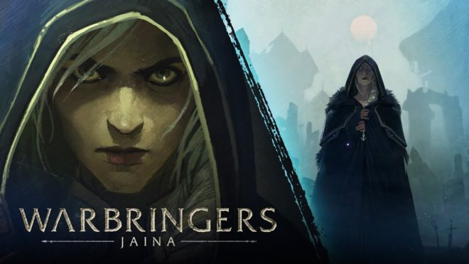 Warcraft Warbringers Jaina